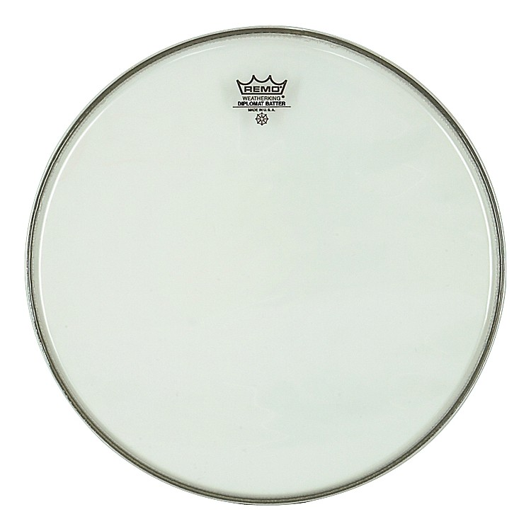 Remo Weather King Diplomat Clear Batter  12 Inches