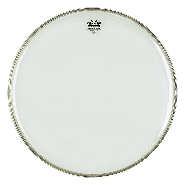 Remo Weather King Emperor Clear Bass Drumhead