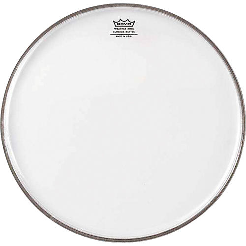 Remo WeatherKing Clear Emperor Batter Drum Head  14 in.