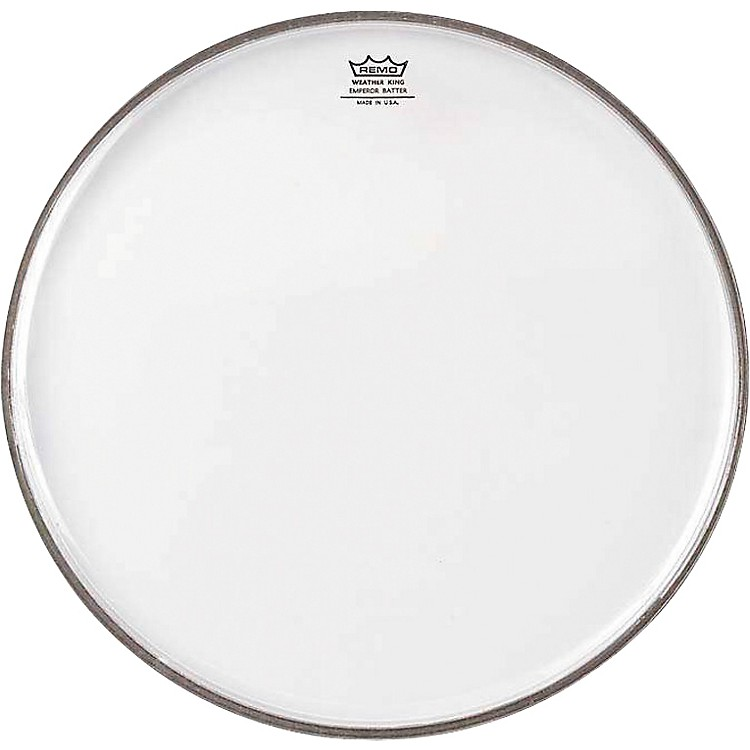 Remo WeatherKing Clear Emperor Batter Drum Head  16 Inches