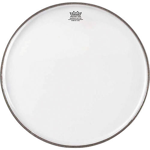 Remo WeatherKing Clear Emperor Batter Drum Head  16 in.