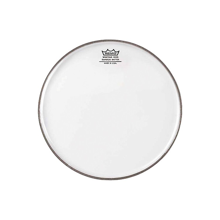 Remo WeatherKing Clear Emperor Batter Drum Head  6 Inches