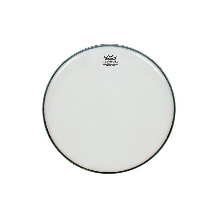 RemoWeatherking Smooth White Ambassador Batter8 Inches