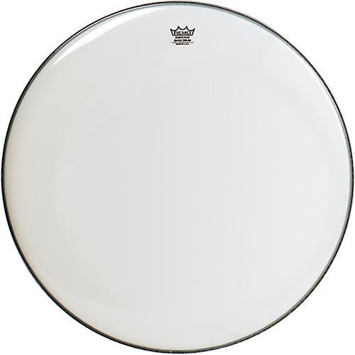 Remo Weatherking Smooth White Emperor Bass Drum Head