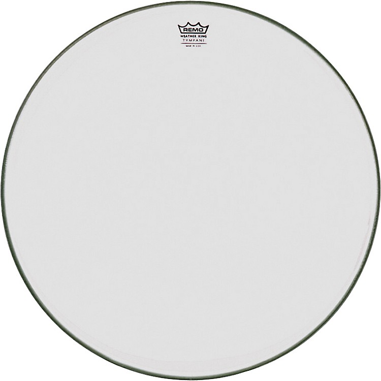 RemoWeatherking Standard Hazy Timpani Heads32 Inch
