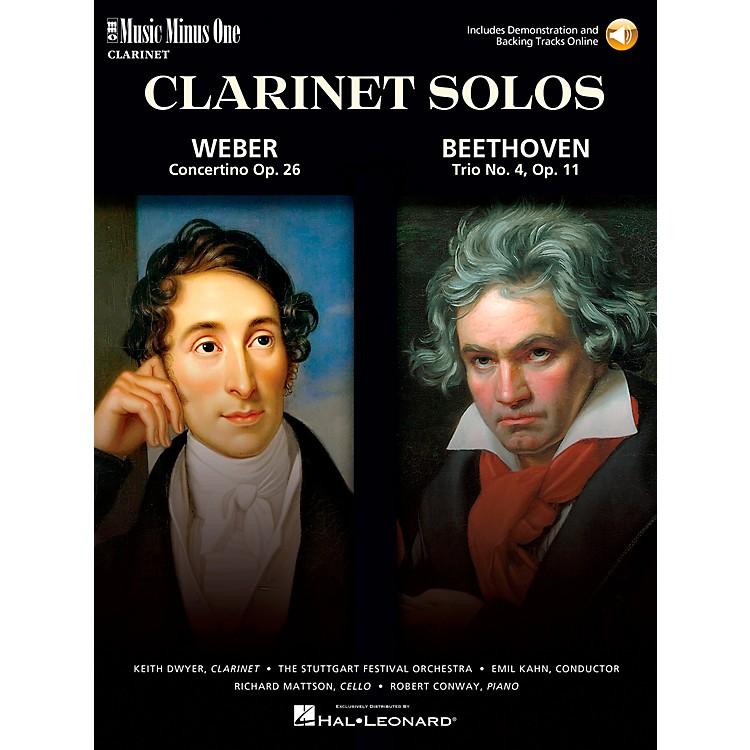 Hal LeonardWeber Beethoven Clarinet
