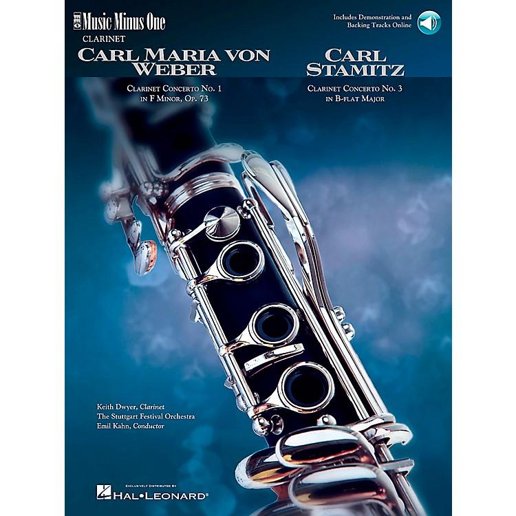 Hal LeonardWeber Stamitz Clarinet