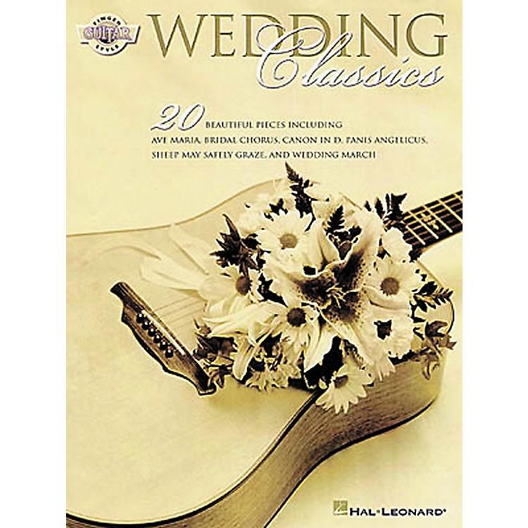 Hal LeonardWedding Classics Guitar Tab Songbook