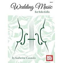 Mel Bay Wedding Music for Solo Cello