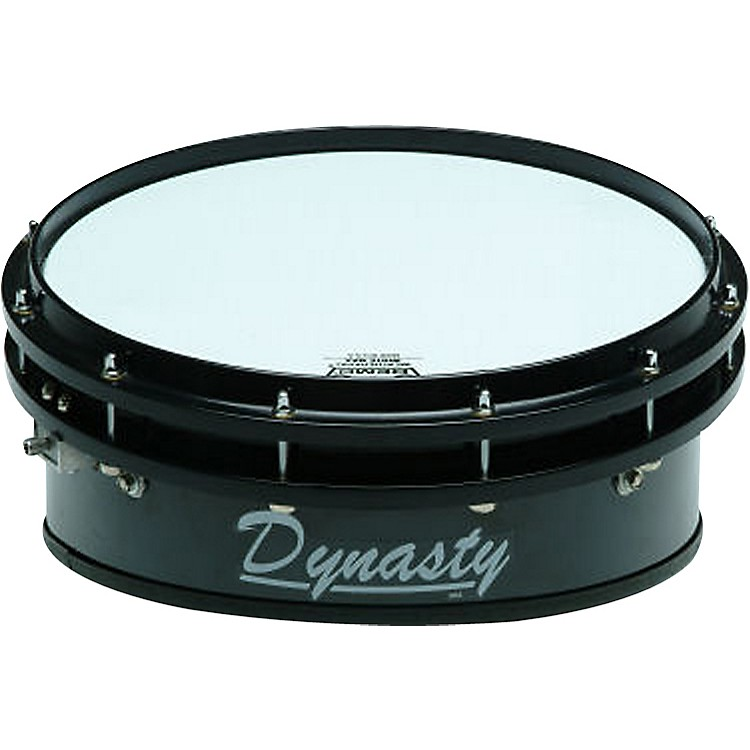 Dynasty Wedge Lite Series Marching Snare Drum Red