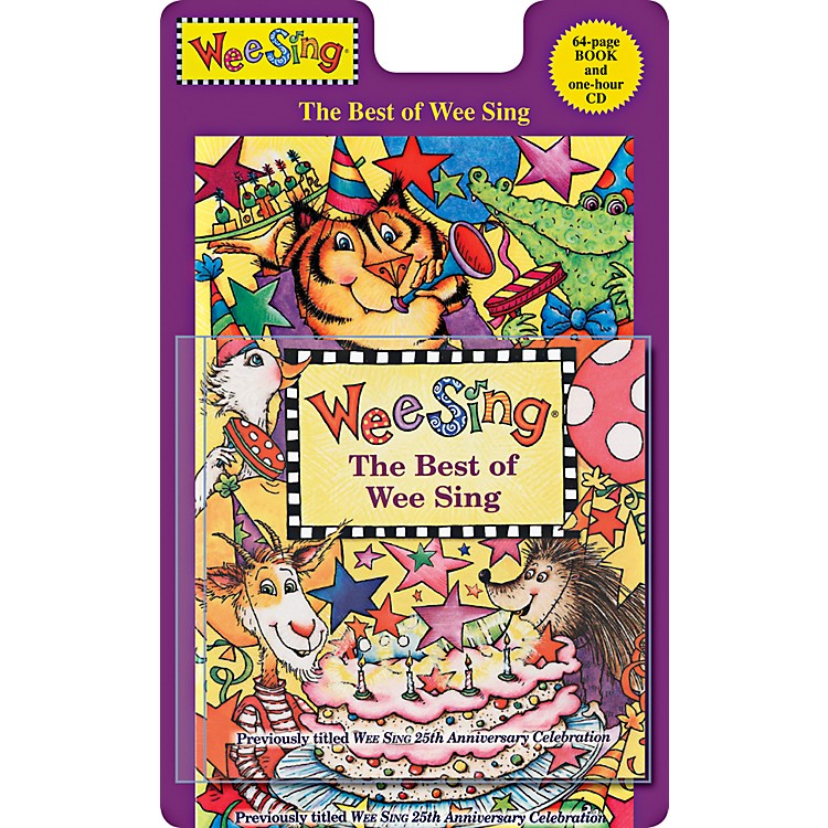 Penguin Books Wee Sing: The Best of Wee Sing Book & CD