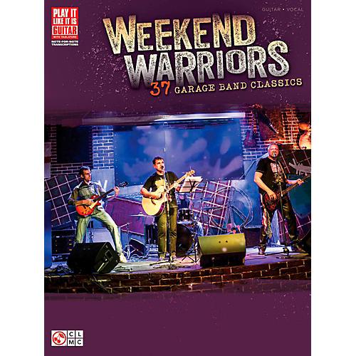 Cherry Lane Weekend Warriors - 37 Garage Band Classics Guitar Tab Songbook-thumbnail