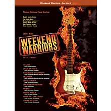 Music Minus One Weekend Warriors, Set List 2 - Ladies' Night Singer's Songbook Music Minus One Series Softcover with CD
