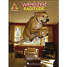 Hal Leonard Weezer - Raditude Tab Songbook