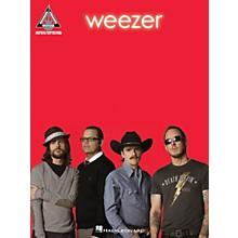 Hal Leonard Weezer - Red Album Guitar Tab Songbook