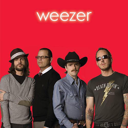 Alliance Weezer - Weezer (Red Album)