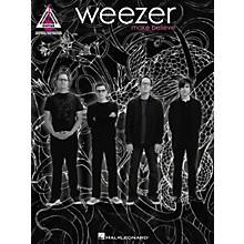 Hal Leonard Weezer Make Believe Guitar Tab Songbook