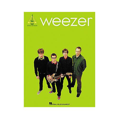 Hal Leonard Weezer The
