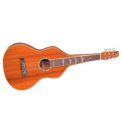 Luna Guitars Weissenborn Lap Steel Select Hawaiian Mahogany