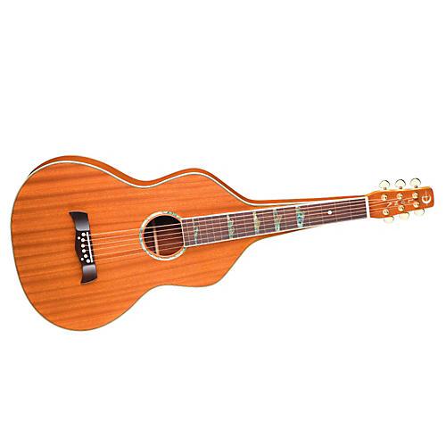 Luna Guitars Weissenborn Lap Steel Solid Top Natural