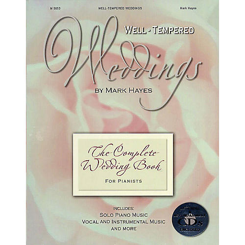 Shawnee Press Well-Tempered Weddings (Boxed Set)