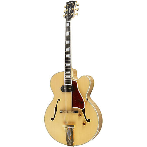 Gibson Custom Wes Montgomery Hollowbody Electric Guitar Antique Natural