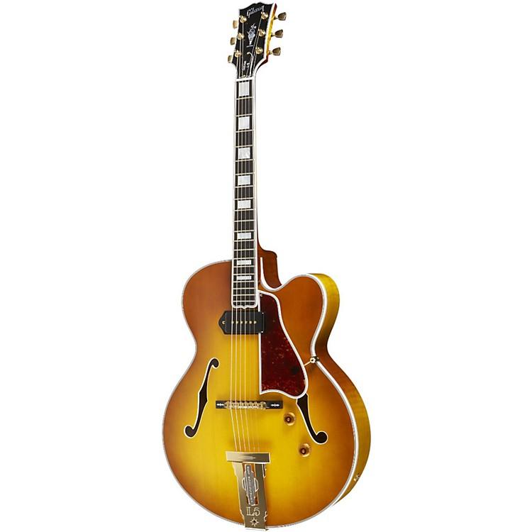 Gibson CustomWes Montgomery Hollowbody Electric Guitar RegularHoney Burst