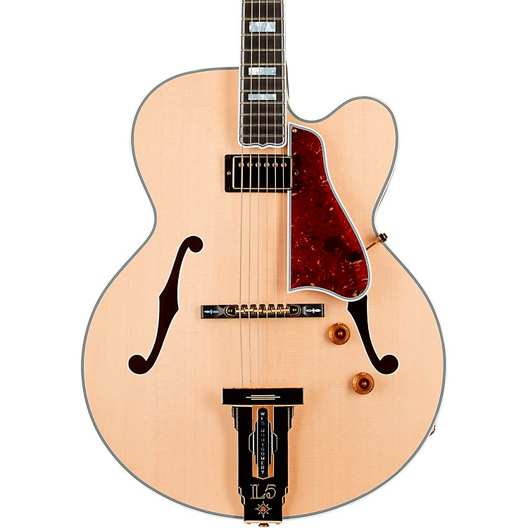 GibsonWes Montgomery L-5 CES Hollowbody Electric GuitarNatural