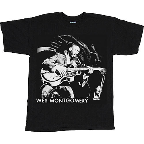 Gear Ink Wes Montgomery Live T-Shirt