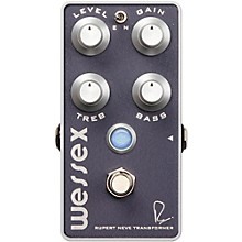 Open BoxBogner Wessex Overdrive Guitar Effects Pedal