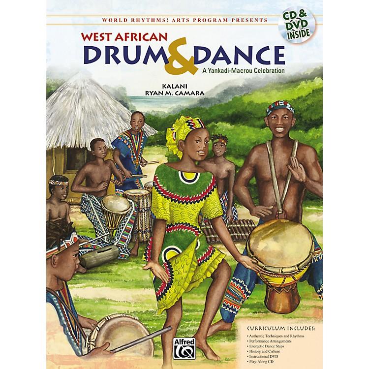 AlfredWest African Drum & Dance: A Yankadi-Macrou Celebration (CD)