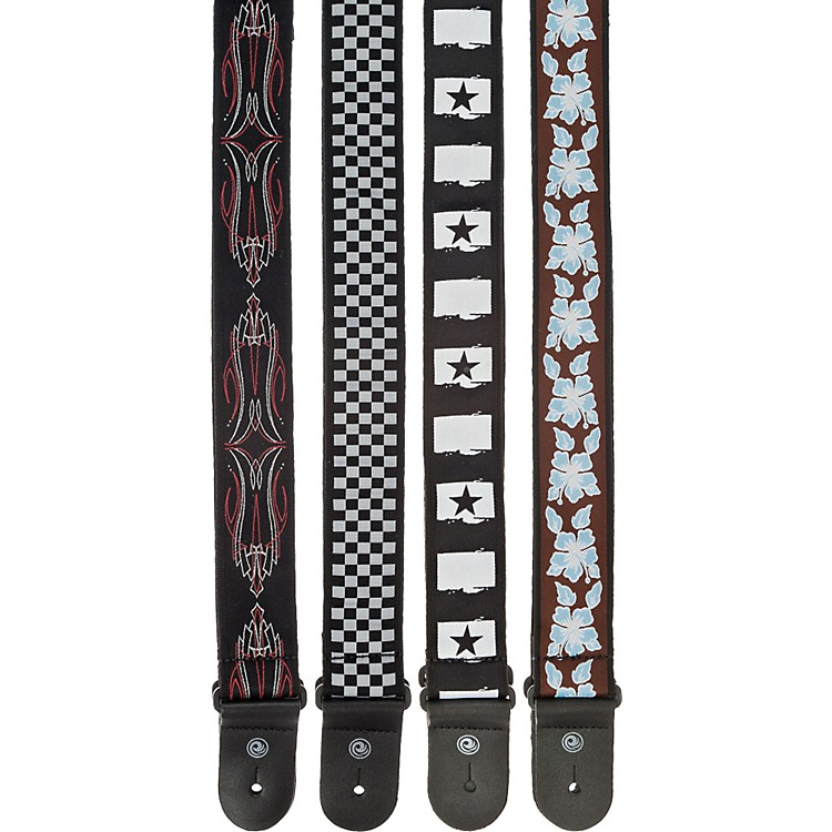 D'Addario Planet Waves West Coast Collection Strap Aloha