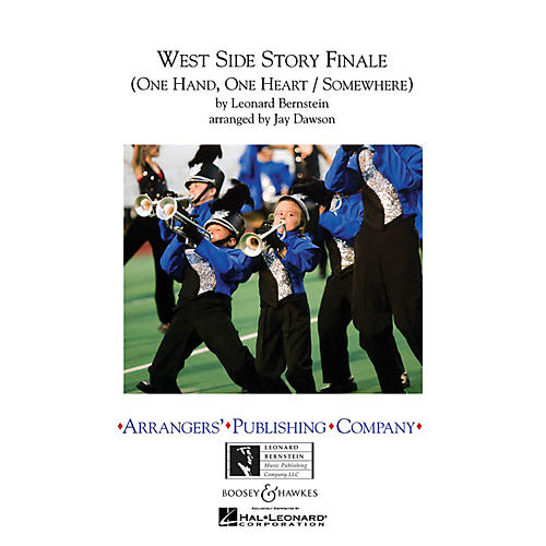 Arrangers West Side Story Finale Marching Band Level 3 Arranged by Jay Dawson-thumbnail