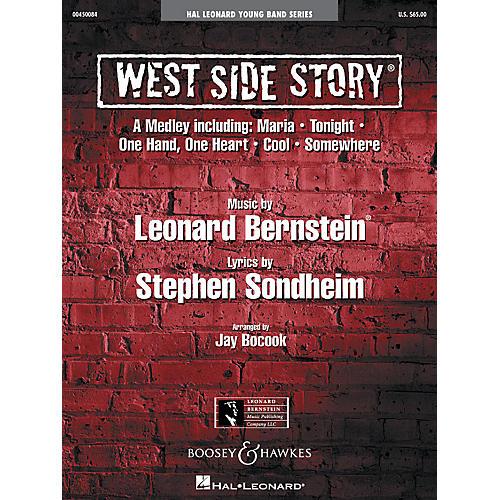 Hal Leonard West Side Story (Medley) Concert Band
