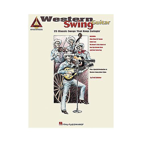 Hal Leonard Western Swing Guitar Guitar Tab Book-thumbnail