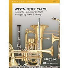 Curnow Music Westminster Carol (Grade 4 - Score and Parts) Concert Band Level 4 Composed by James L. Hosay