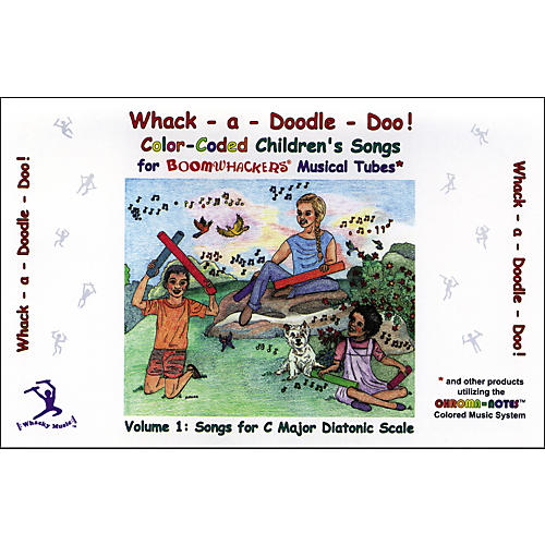 Boomwhackers Whack-a-Doodle-Doo! Songbook-thumbnail