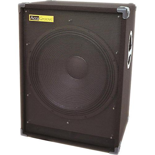 AccuGroove Whappo Grande Bass Cabinet