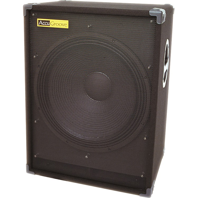 AccuGrooveWhappo Grande Bass Cabinet