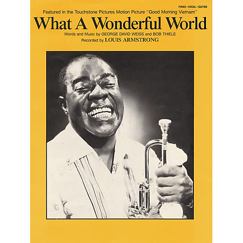 Hal Leonard What A Wonderful World