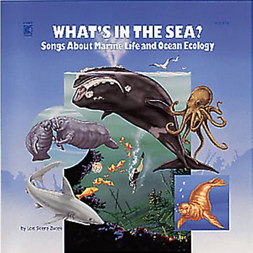 Kimbo What's In The Sea? CD/Guide-thumbnail