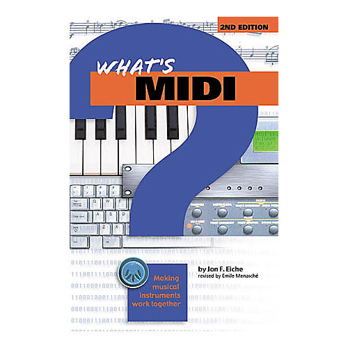 Hal Leonard What's MIDI? - 2nd Edition