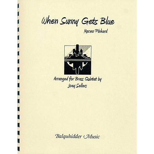 Carl Fischer When Sunny Gets Blue Book