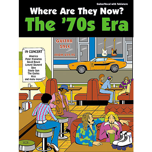 Alfred Where Are They Now? / The 70's Era-thumbnail