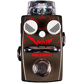 hotone effects whip metal distortion skyline series guitar effects pedal musician 39 s friend. Black Bedroom Furniture Sets. Home Design Ideas
