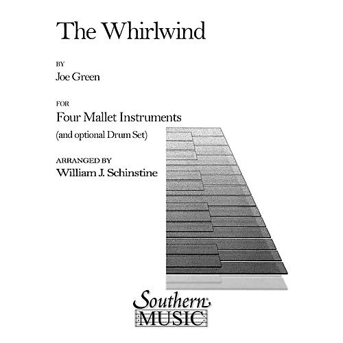 Hal Leonard Whirlwind, The (Percussion Music/Mallet/marimba/vibra) Southern Music Series by William J. Schinstine-thumbnail