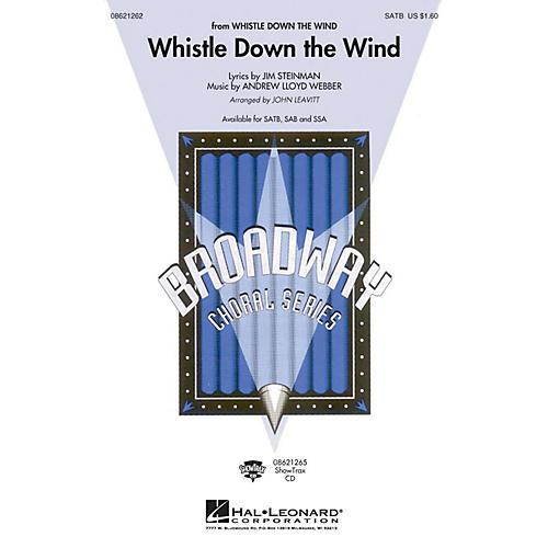 Hal Leonard Whistle Down the Wind SATB arranged by John Leavitt-thumbnail