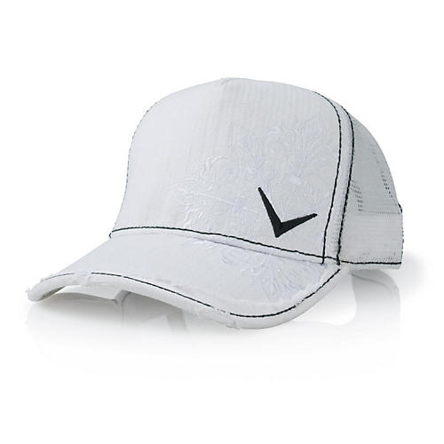Fender White Room Trucker Hat