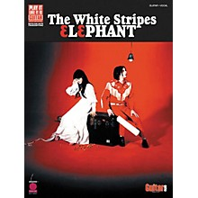 Cherry Lane White Stripes Elephant Guitar Tab Songbook