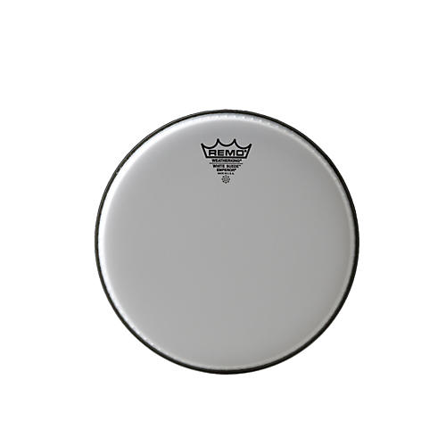 Remo White Suede Emperor Batter Drumhead 10 in.